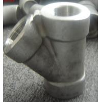 Wholesale inconel 718 forged lateral tee from china suppliers