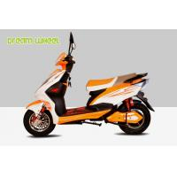 Quality Fastest Electric Bike Scooter / 48V 20Ah Powered Scooters 25Km - 40Km/H for sale