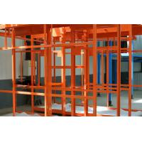 Quality 0-33m/min construction elevator / building lift  with rack and mast section for sale