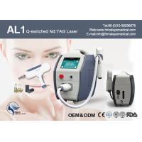 Wholesale Touch Screen 10 HZ Nd Yag Laser Tattoo Removal Equipment For Medical Hospital from china suppliers