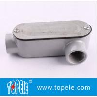 Wholesale Aluminum LL Type Rigid Conduit Body For IMC / 4 Inch Rigid  Fitting UL Listed from china suppliers