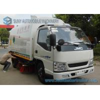 Wholesale JMC Light Duty Sanitation Truck 4000L 1500KG Vacuum Street Sweeper from china suppliers