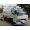 Buy cheap JMC Light Duty Sanitation Truck 4000L 1500KG Vacuum Street Sweeper from wholesalers