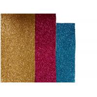 Wholesale Shiny Glitter Fabric Wallpaper , Bed Room Textured Glitter Wallpaper from china suppliers