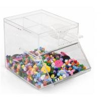 Wholesale stackable acrylic candy storage box &bin from china suppliers
