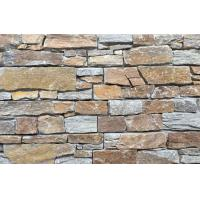 Wholesale Rustic Quartzite Z Stone Cladding Cemented Stone Veneer Thick Natural Stone Veneer Ledgestone from china suppliers