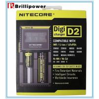 Wholesale Brillipower Nitecore D4 Intellicharger i2/i4/d4 18650/18350/26650 Battery Charger from china suppliers