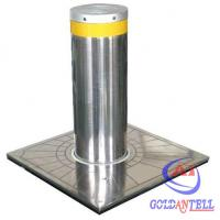 Wholesale Semi - Auto Folding Down Anti - rust Road Security Barriers For Checkpoints / Embassies from china suppliers