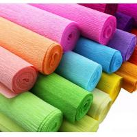 Quality 50 Cm * 250 Cm DIY Handmade Paper 17gsm Tissue Paper Roll Uncoated for sale
