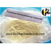 Wholesale CAS 23454-33-3 Raw Steroid Powders Trenbolone Hexahydrobenzyl Carbonate from china suppliers