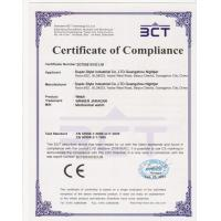 Super-Style Industrial Co.,LTD Certifications