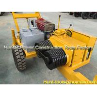 Wholesale Gasoline engine power Cable Pulling Winches Cable Pull Assist Winch from china suppliers