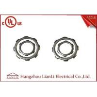 """Wholesale Zinc EMT Conduit Fittings Steel Locknuts Thread One Round or Two Round 2-1/2"""" from china suppliers"""