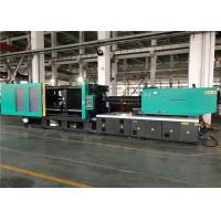 Wholesale 101 CM³ / S Variable Pump Injection Molding Machine 650T With Graphite Bush / Low Frictional Seals from china suppliers