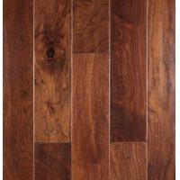 Wholesale rotary cut  Walnut Engineered Parquets,ABCD grade, handscraped surface from china suppliers