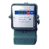 Wholesale Metal Case Single Phase Electric Meter KWH Power Meter With Long Terminal Cover from china suppliers