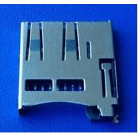 Wholesale Metal Shielding JST Equivalent TF Card Socket For Digital Camera / Micro SD Card Socket from china suppliers