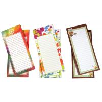 Wholesale fridge magnetic notepad on fridge from china suppliers