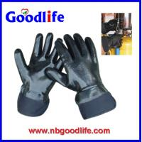 Wholesale Nitrile Gloves Comfortable black PVC gloves from china suppliers