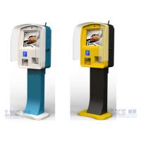 Wholesale All in One PC LCD Advertising Display Semi Outdoor Kiosk 1500nits High Bright from china suppliers