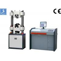 Quality 60 Ton Computer Servo Metal Electrical Testing Equipment Class 1 Calibration Accuracy for sale