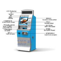 Wholesale License-based Air Tickets Vending Machine LED Displaying On The Top from china suppliers