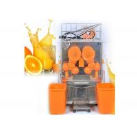 Wholesale 120W High Speed Automatic Orange Juicer Machine / Breville Juicer With Trans-Parent Cover from china suppliers