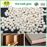 Wholesale Quick Drying No Drawing Hot Melt Adhesive Hot Glue Pellets For Edge Banding from china suppliers