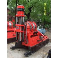 Wholesale mechanic-hydraulic vertical spindle core Survey Engineering Drilling Rig from china suppliers