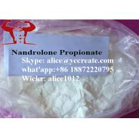 Wholesale Muscle Gain Nandrolone Steroid 7207-92-3 Nandrolone Propionate 99% Assay from china suppliers