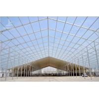 Wholesale Temporary Industrial Storage Buildings Movable Plant Tent With Functional Container from china suppliers