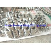 Wholesale Stainlesss Steel Forged Steel Fittings ,Flangeolet , Weldolet , Reduce Tee , A182 F52 / F53 / F55 ASME B16.11 from china suppliers