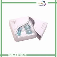 Wholesale ODM / OEM Square Coated Paper Cosmetic Gift Box For handmade beauty from china suppliers