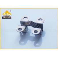Buy cheap Invisible Full Stainless Steel Concealed Hinges For Cooler Box / Refrigerator from wholesalers