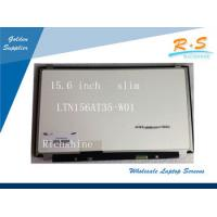 Wholesale Slim Laptop LCD Screen with lvds interface LTN156AT35-W01 WXGA 1366x768 from china suppliers