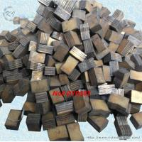 Wholesale Multi-layer Diamond Sandwich Segments for Cutting Hardstone Limestone Granite Sandstone from china suppliers