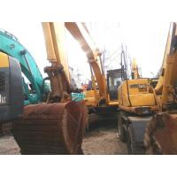 Wholesale PC220-7 Used KOMATSU used excavator for sale   PC220-1  PC220-2  PC220-6 EXCEL  PC220-6 from china suppliers