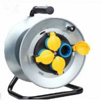 Wholesale 250V 16A Electrical Extension Cord Reel , Waterproof Extension Cable Drum With Cover from china suppliers