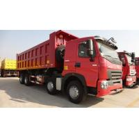 Wholesale SINOTRUK HOWO A7 371HP  Tipper Dump Truck for Construction ZZ3317N3867N1 from china suppliers