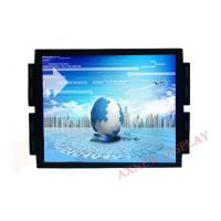 "Quality Digital 19"" IR Industrial Touch Screen Monitor TFT LCD RGB/LVDS interactive for sale"