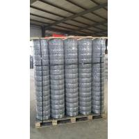 Wholesale Cattle Fence Hot Dip Galvanized for long last time , 1.9/2.5mm for strong protection from china suppliers