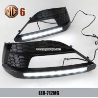 Wholesale MG 6 MG6 DRL LED Daytime driving Lights aftermarket upgrade daylight from china suppliers