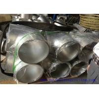 Wholesale DN15 - DN1200 UNS S32760 Stainless Steel Equal Tee / pipe fitting from china suppliers