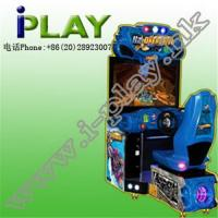 42''LCD H2O OVERDRIVE ,DRIVING GAME MACHINE