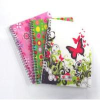 Buy cheap PP Spiral Notebook from wholesalers