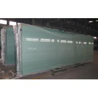 Wholesale Anti - impact bullet resistant heat strengthened glass for skylights, solariums from china suppliers