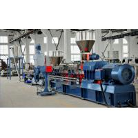 Wholesale highly efficient twin screw extruder from china suppliers
