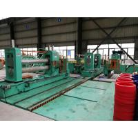 Wholesale PLC Siemens Slitting Line Machine , 1200mm Length Steel Cutting Shears from china suppliers