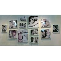Wholesale acrylic photo frames wall mount from china suppliers
