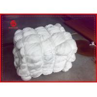 Wholesale Raw White Spun Polyester Hank Yarn 50S 60S Yizheng Staple Fiber Anti - Bacteria from china suppliers
